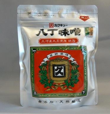 三河産大豆使用銀袋300g