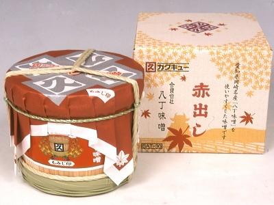 SAT−30(赤出し味噌化粧樽)