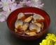 調理例:あさりの味噌汁